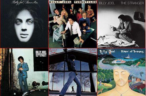 Die großen Songs des Piano Man
