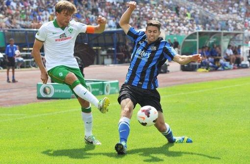 Negativrekord für Werder - Auch Gladbach und Braunschweig scheitern