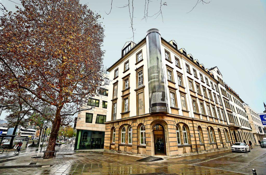 Die Auszeichnung wird im Lern- und Gedenkort Hotel Silber verliehen. Foto: Lichtgut/Leif Piechowski