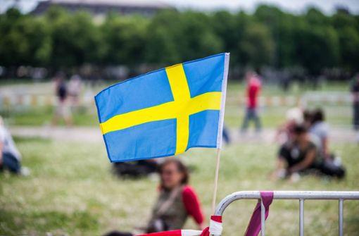 Schweden mit bisher höchster Zahl an Neuinfizierten