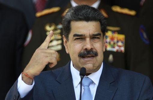 Staatschef Maduro gewinnt Kontrolle über Parlament zurück
