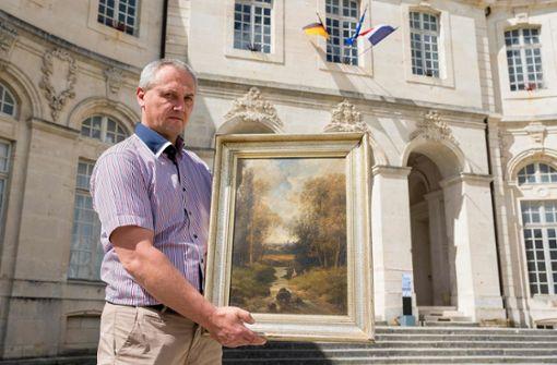 Ein Gemälde sucht seinen Besitzer