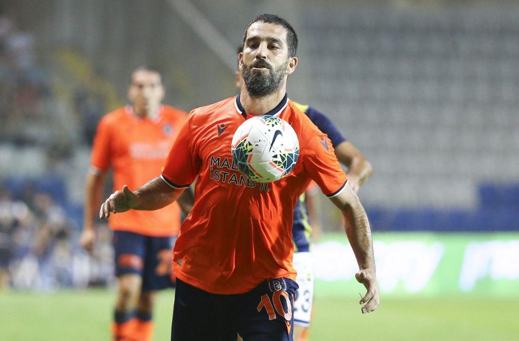 Der 32-jährige Fußballer ist seit 2018 in Istanbul. Foto: Anadolu Agency via Getty Images