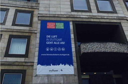 Die Stadt Stuttgart hat zum ersten Mal Feinstaubalarm ausgelöst. Foto: StZ