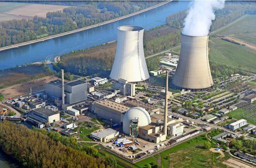 Atommeiler nach Reparatur von Aggregat wieder am Netz