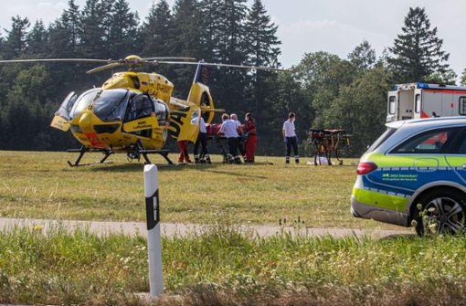 Pedelec-Fahrer übersieht Auto und wird schwer verletzt