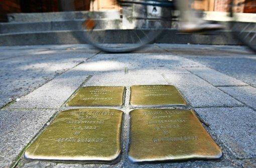 Erinnerung an  ermordete Zwangsarbeiter