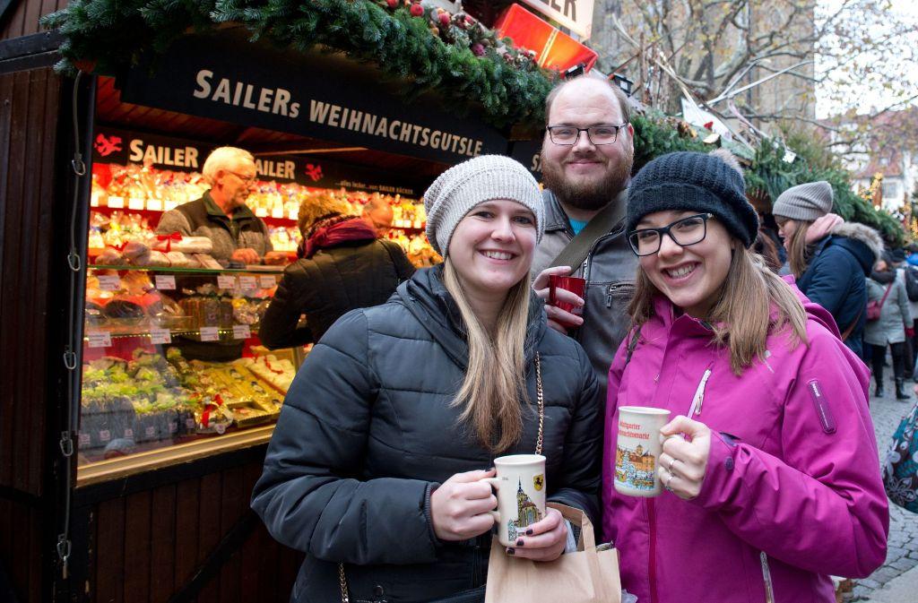 Touristen strömen jedes Jahr auf den Stuttgarter Weihnachtsmarkt. Foto: Lichtgut - Oliver Willikonsky