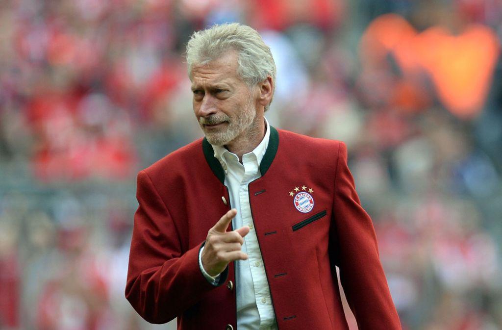 Zuletzt hatte Paul Breitner nach der denkwürdigen Pressekonferenz von Hoeneß und Vorstandschef Karl-Heinz Rummenigge vor einigen Wochen heftige Kritik am Verhalten der Bayern-Bosse geübt. Foto: dpa