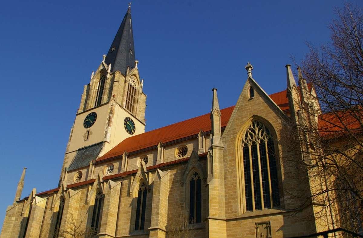 Die Glocken im Turm der Martinskirche sind aktuell manchem zu laut. Foto: Archiv Kratz