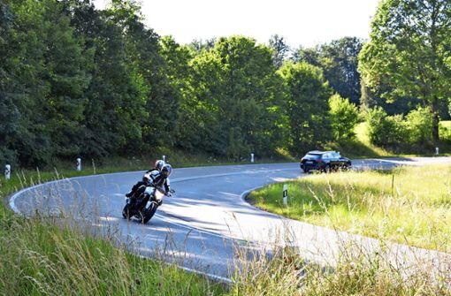 Für Motorrad-Fahrverbote ist es zu leise