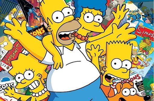 Homer und Bart finden zu wenige Leser