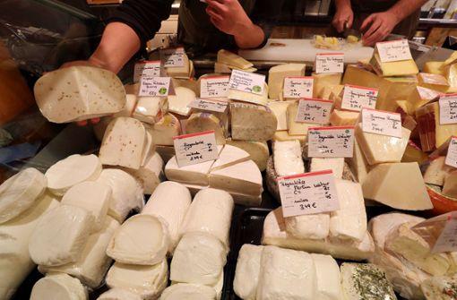 Hersteller ruft Weichkäse aus Belgien zurück