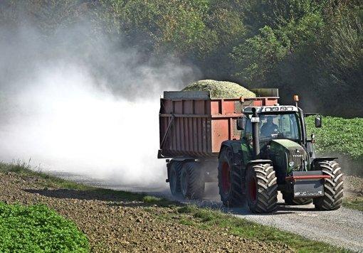 2. Oktober: Bei Unfall mit Traktor schwer verletzt