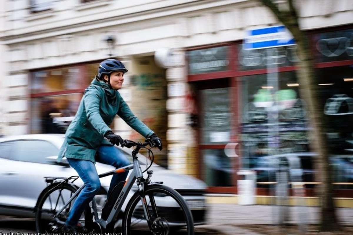 Welches Fahrrad am besten zu einem passt, ist individuell ganz verschieden, ob... Foto: www.pd-f.de/Sebastian Hofer