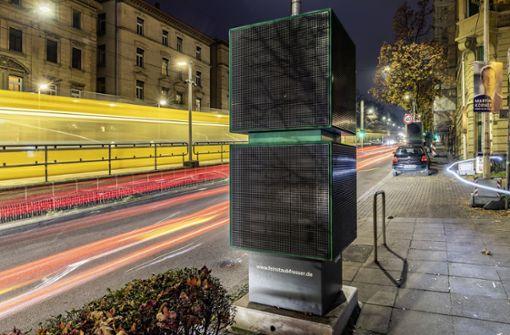 Luftqualität in Europa bessert sich spürbar