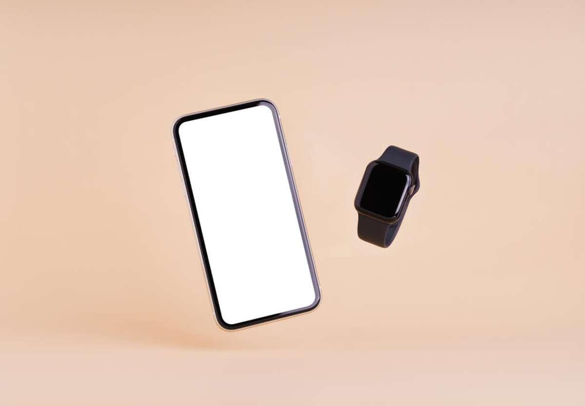 Gesichtserkennung dank Apple Watch jetzt auch mit Maske möglich. Foto: blackzheep / shutterstock.com