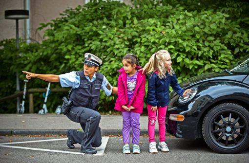 Experten geben Tipps für den sicheren Schulweg