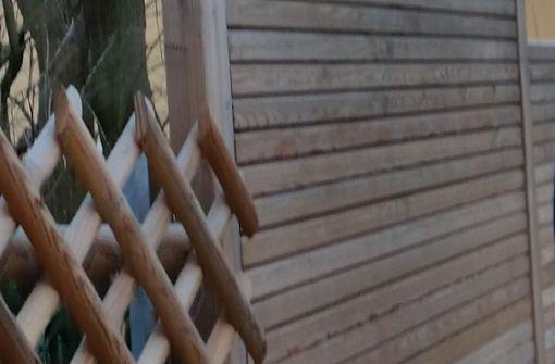 Landtag  im Streit um Zaun eingeschaltet