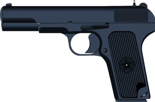 Schusswaffen und Kampfhunde  im Hertich?