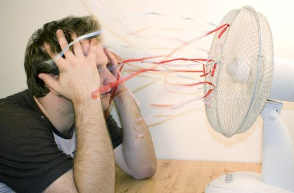 1. Wärme muss draußen bleiben: Wenn es in der eigenen Wohnung oder im Büro heißt wird, sind wir weniger leistungsfähig, fühlen uns schlapp und schlafen schlecht. Sobald es draußen wärmer ist als drinnen sollten...  Foto: shutterstock/Tomas Skopal