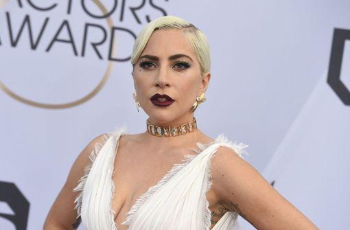 Lady Gaga kündigt Auftritt in New York an