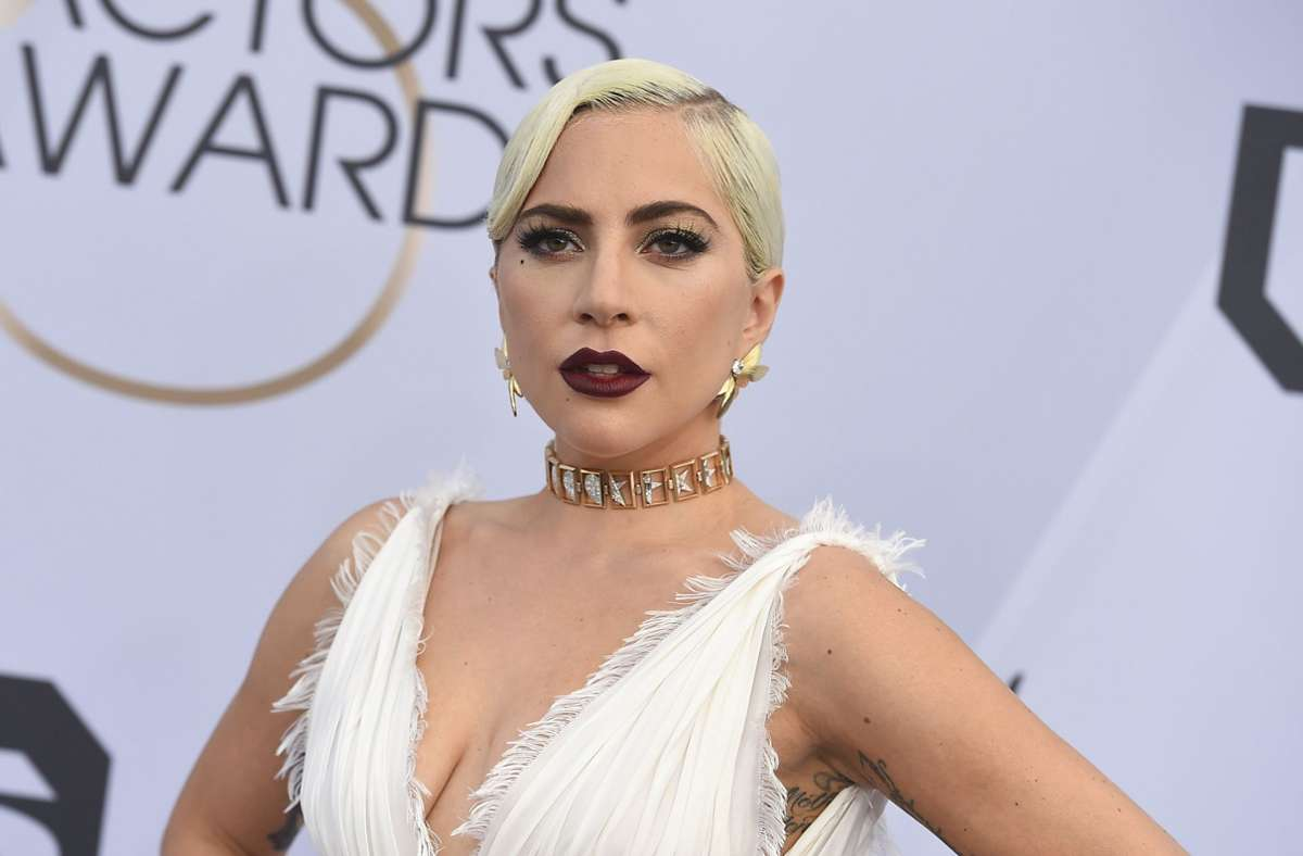 Lady Gaga hat von ihrem neuen Album geträumt. Foto: dpa/Jordan Strauss