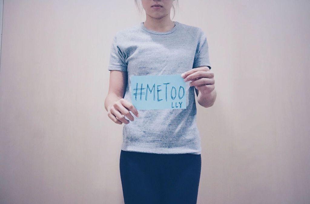 Der Hashtag metoo hat eine globale Diskussion ausgelöst. Foto: AFP