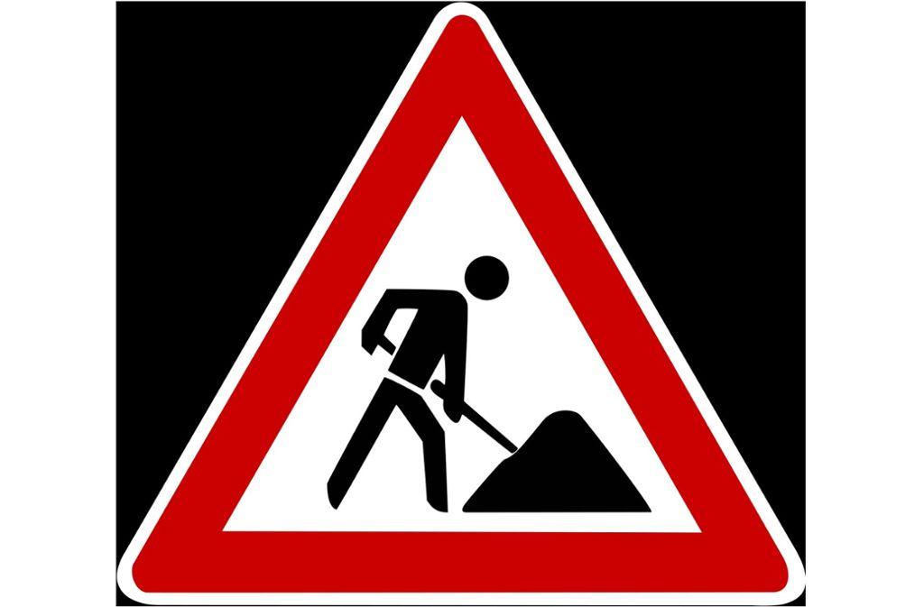Die Bauarbeiten auf der B295 enden drei Wochen früher. Foto: free