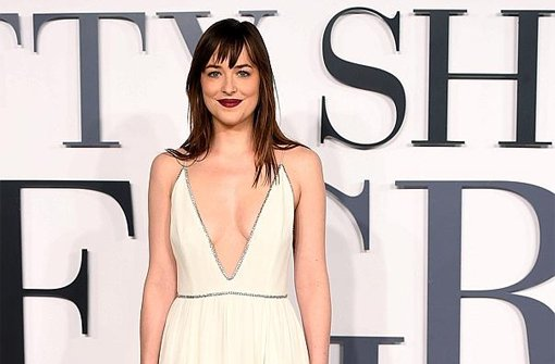 "Auch Fifty Shades of Grey""-Star Dakota Johnson wird Presenter"