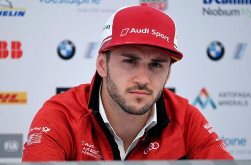 Audi suspendiert Formel-E-Fahrer nach Eklat