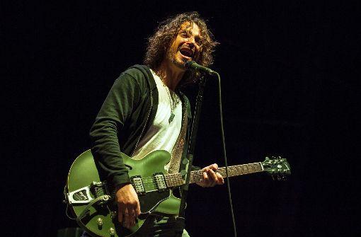 Soundgarden-Sänger nahm sich das Leben