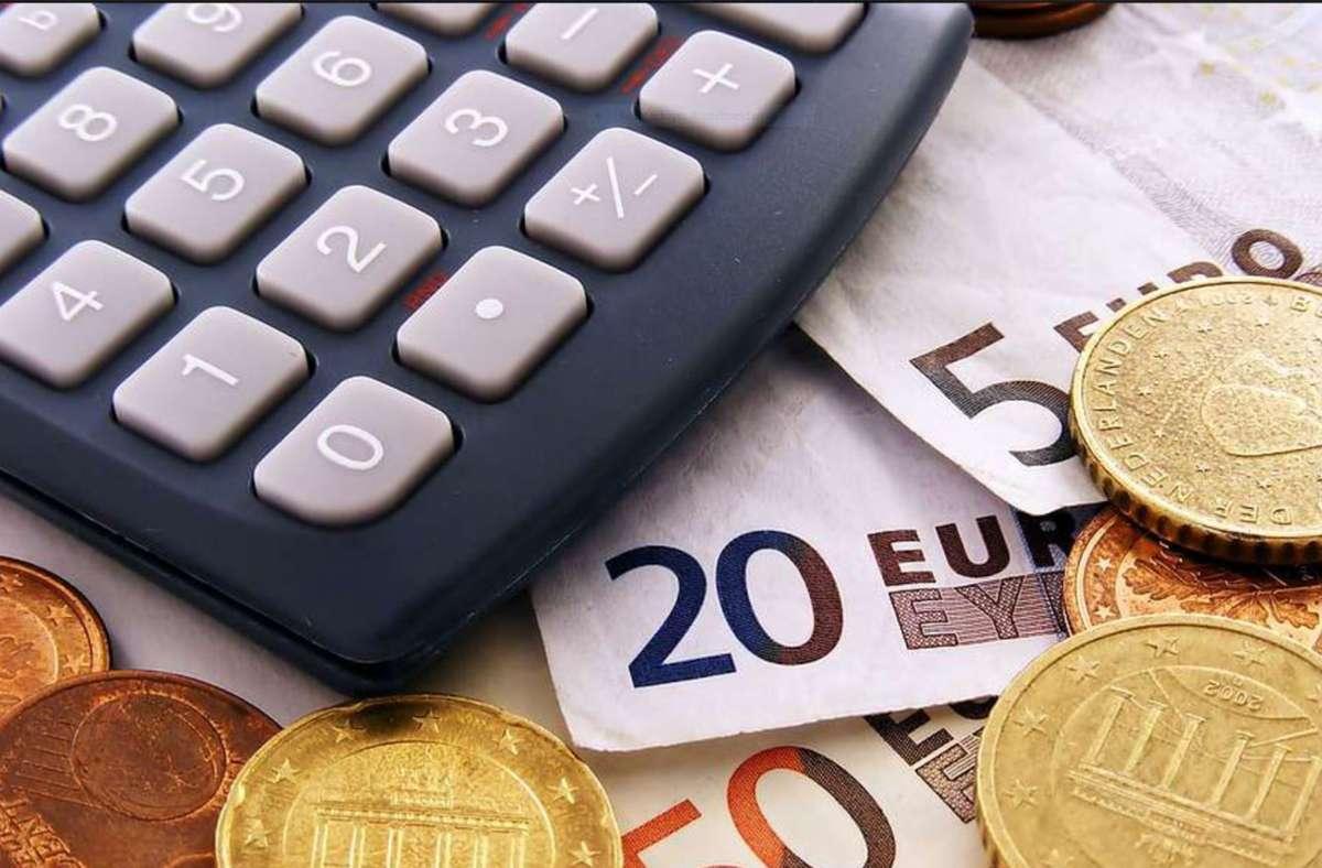 In den Geldschatullen der Kommunen fehlen mehrere Milliarden Euro. (Symbolbild) Foto: Shutterstock
