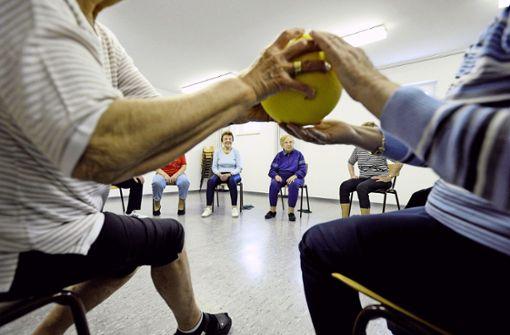 Corona macht alte Menschen  noch einsamer