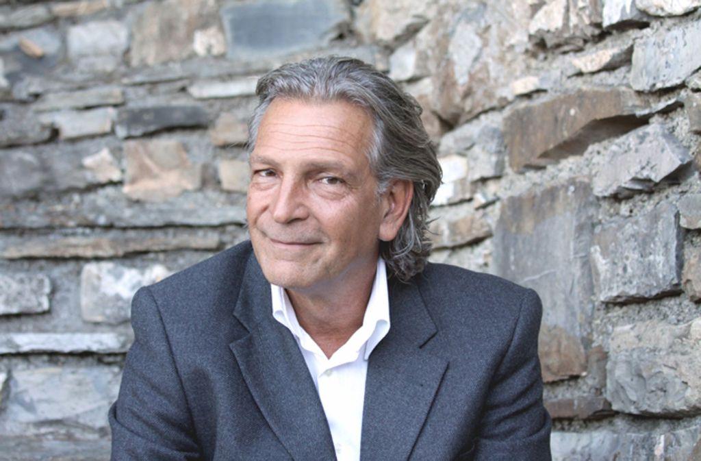 Stephan R. Meier hat seinen ersten Roman vorgelegt. Foto: Francesco Damele