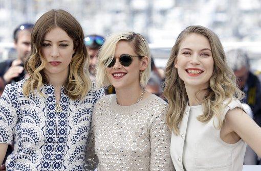 Buh-Rufe für Mode-Film mit Kristen Stewart