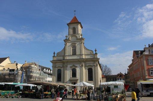 Marktplatzfest und Stadtjubiläum