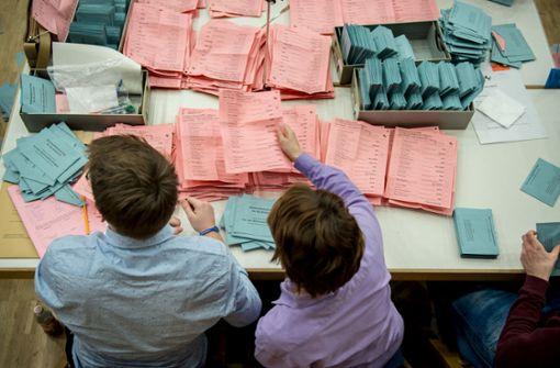 Sollen Bürger Landtag per Brief wählen?