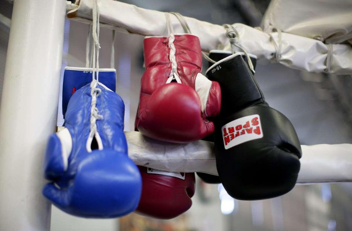 Der Boxsport erleidet einen heftigen Tiefschlag. Foto: dpa/Rolf Vennenbernd