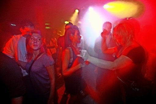 Sozialprojekt für Partygänger