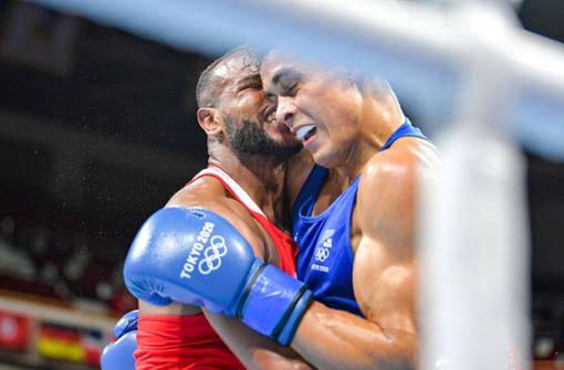 Marokkanischer Boxer sorgt mit Beißattacke für Wirbel