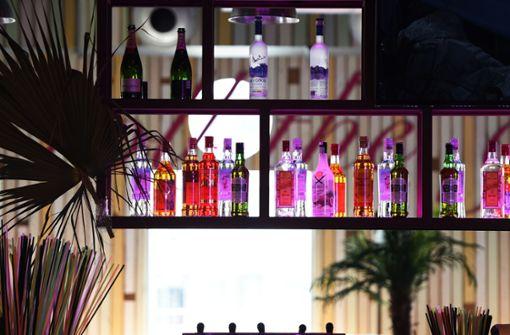 """Wegen """"Sauf-Tourismus"""":  Hotels dürfen weniger Alkohol anbieten"""