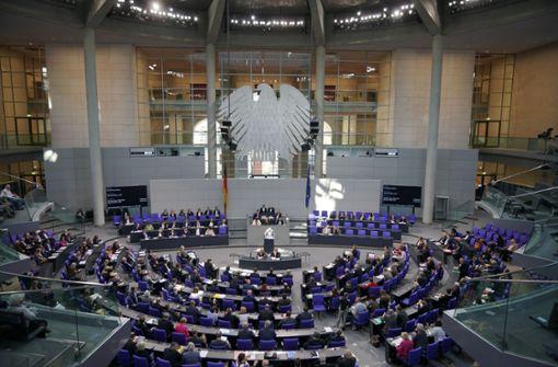 Bundestag bringt Klimapaket auf den Weg