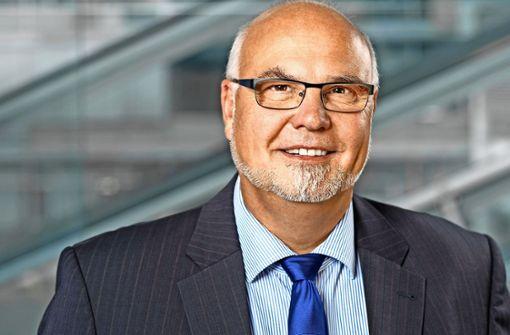 Jürgen Katz ist Beigeordneter