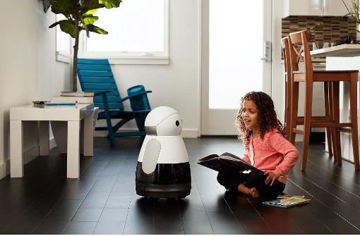 Bosch Start-up kündigt Heimroboter an
