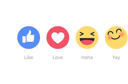 """Facebook stellt  Alternative zum """"Like""""-Button vor"""