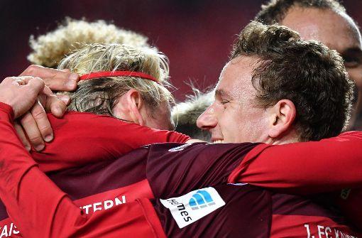 VfB Stuttgart und Lautern feiern Siege