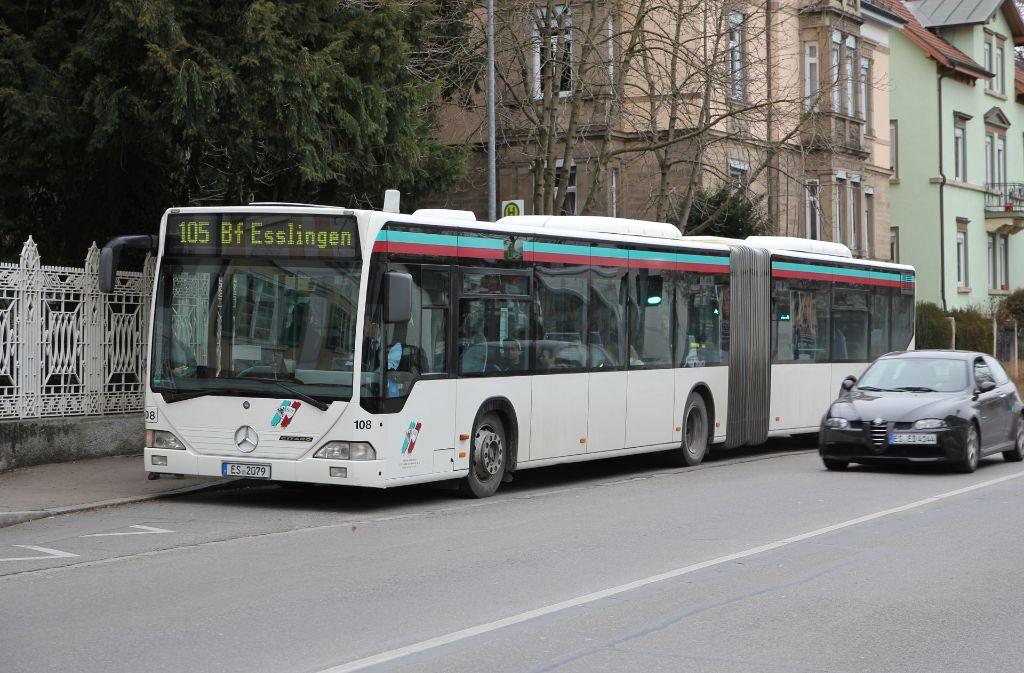 Für einige Busse gibt es eine Ausnahmegenehmigung. Foto: Pascal Thiel
