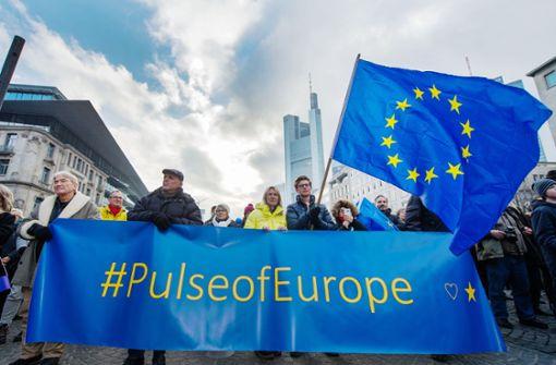 Mit Emotionen gegen die Europafeindlichkeit