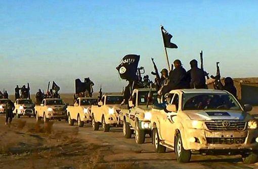 Menschenverachtende Geldspenden für den IS